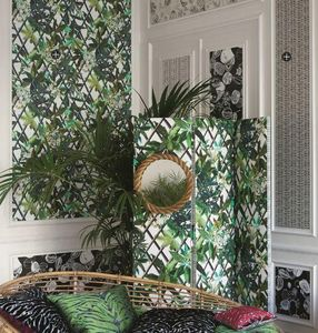 CHRISTIAN LACROIX FOR DESIGNERS GUILD -  - Papier Peint