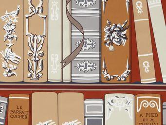 HERMES / DEDAR - bibliotheque - Tissu D'ameublement