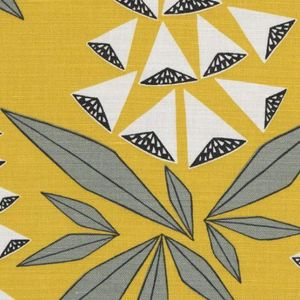 MissPrint - foxglove quince-- - Tissu D'ameublement