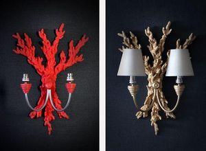 TODD KNIGHTS - coral - Applique