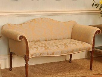 Clock House Furniture - charnisay settee - Banquette