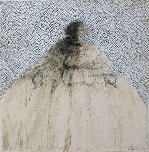 HANNA SIDOROWICZ - thoughts of a women - Tableau Contemporain