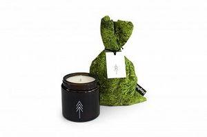 HAYKA - parfumée de soja - Bougie Parfumée