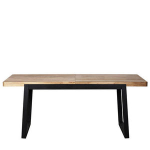 ANOTHER BRAND - table extensible infinito - Table De Repas Rectangulaire