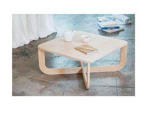 JUNDDO -  - Table Basse Carrée