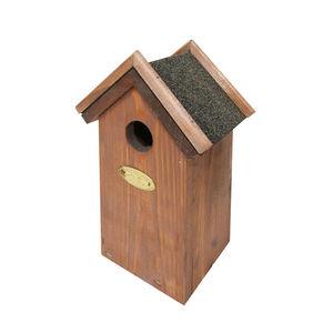 Esschert Design - nichoir à oiseaux tyrol modèles - roitelet - Maison D'oiseau