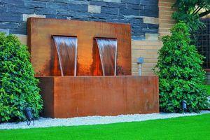 Jardinesysol -  - Fontaine Murale D'extérieur