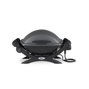 Weber - q 1400 - Barbecue Électrique