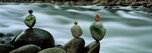 Nouvelles Images - affiche pierres - Affiche