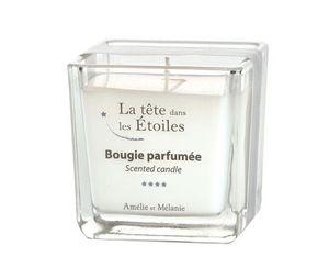 Amelie et Melanie - la tête dans les etoiles - Bougie Parfumée