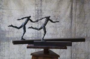 SYLVIE FALCONNIER -  - Sculpture