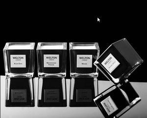 WELTON LONDON - onyx - Bougie Parfumée