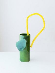 VITRA - découpage - Vase Décoratif