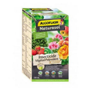 ALGOFLASH - vegetal - Insecticide