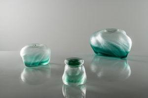 Venini - contrasto-- - Vase Décoratif