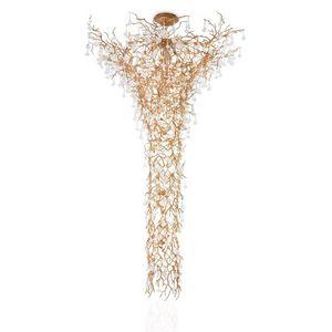 ALAN MIZRAHI LIGHTING - ka1917 coral funnel - Lustre