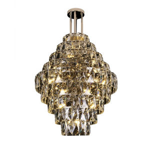 ALAN MIZRAHI LIGHTING - am873125 emerald round - Lustre