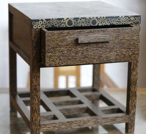 Matahati - palmes - Table De Chevet