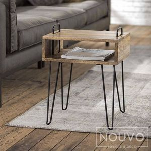 NOUVOMEUBLE -  - Table D'appoint