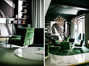 ANA MOUSSINET - mgallery - Idees : Halls D'hôtels