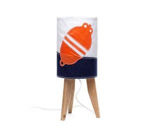 727 SAILBAGS - bouée orange - Lampe À Poser Enfant
