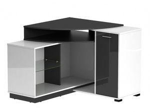 Vente-Unique.com - meuble tv amael - Meuble Tv Hi Fi