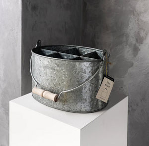 HUMDAKIN - iron bucket - Seau De Ménage