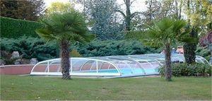 Snsas Swim All Seasons -  - Abri De Piscine Haut Fixe Indépendant