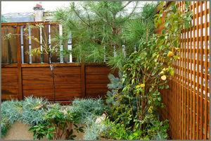 Les Menuisiers Du Jardin -  - Claustra
