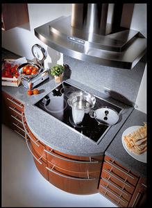 Total Consortium Clayton -  - Table De Cuisson Vitrocéramique