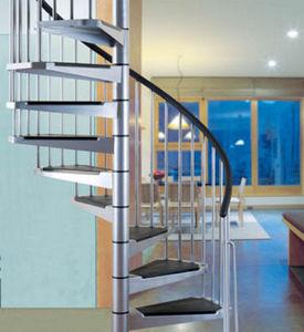 Safety Stairways -  - Escalier Hélicoïdal