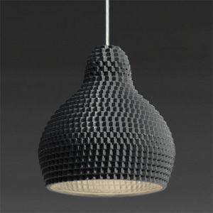 INDUSTREAL - lampe 72dpi - Suspension