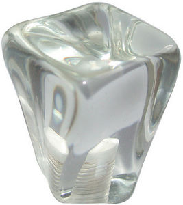 L'AGAPE - bouton de tiroir tour vitrée - Bouton De Tiroir