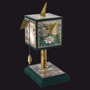 HEMISFERIUM - cadran type beringer - Horloge À Poser