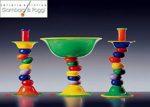 Gambaro & Poggi Murano Glass -  - Coupe Décorative