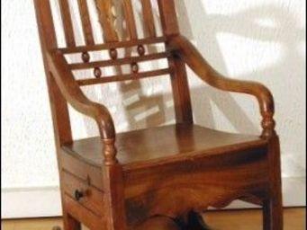 ANTIQUE GERMAIN -  - Rocking Chair
