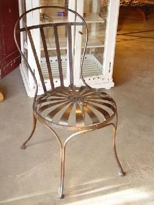1864 -  - Chaise De Jardin