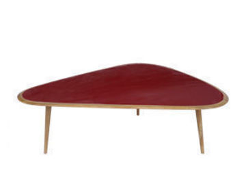 RED EDITION - fifties like - Table Basse Ronde