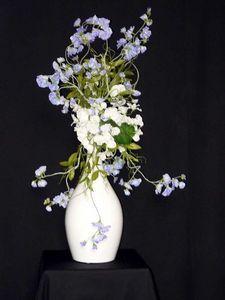 L'éphémère - désordre choisi - Composition Florale