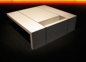 UN DES SENS - ollak - Table Basse Carrée