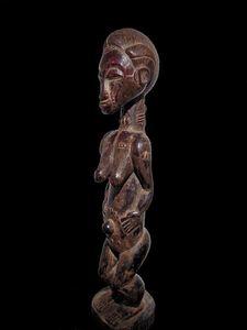 Galerie Olivier Castellano - statue baoule - Statue