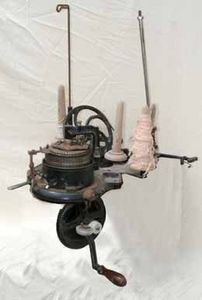 PNEC BERTIN -  - Machine À Coudre