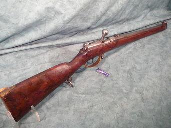 LE HUssARD - mousqueton dreyse de cavalerie - Carabine Et Fusil