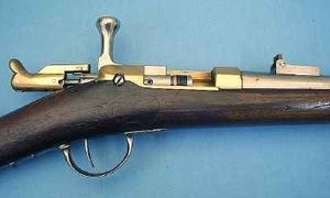 Pierre Rolly Armes Anciennes - système chassepot - Carabine Et Fusil