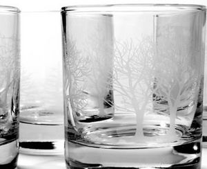 Snowden Flood -  - Verre