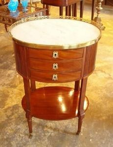 Jacque's Antiques -  - Table D'appoint