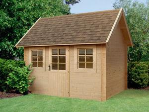 Casa Chalet - cottage - Abri De Jardin Bois
