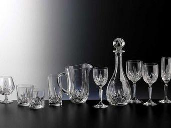 Cristallerie de Montbronn - ritz - Service De Verres