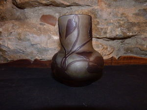 Le Coin Brocante - galle - Vase À Fleurs