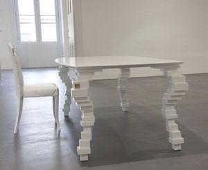 Miguel Vieira Casa -  - Table De Repas Carrée